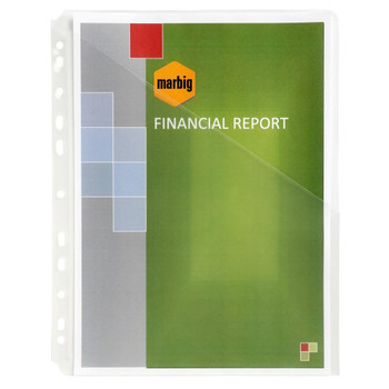 Marbig Heavy Weight Easy Access Document Holders