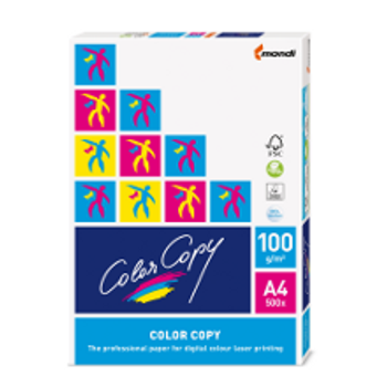Color Copy 100gsm A4 Digital Copy Paper 500 Sheet Ream