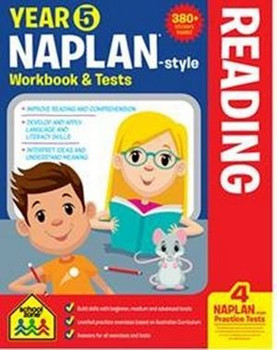 NAPLAN - Style Reading Year 5 Workbook and Tests By: Louise Park
