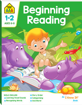 School Zone Beginning Reading (ages 6 - 8)