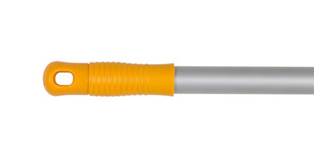 Cleanlink Aluminium Mop Handles 150cm With 25mm Thread Yellow
