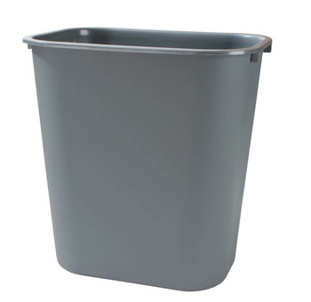Cleanlink Dustbin Without Lid 24 Litre Grey