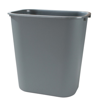 Cleanlink Dustbin Without Lid 36 Litre Grey