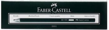 Faber-Castell Blacklead 2B Pencil 20-Pack - Black