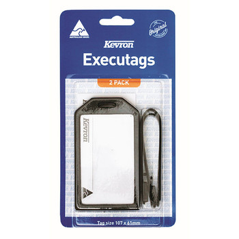 Kevron ID24 43990 Executag Pack 2
