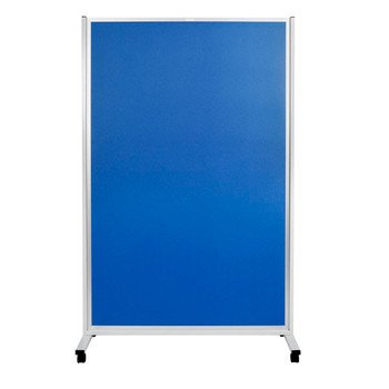 Esselte Mobile Display Panels Blue 120X180cm
