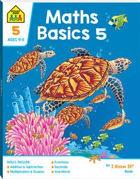 School Zone Maths Basics 5 (ages 9-11)