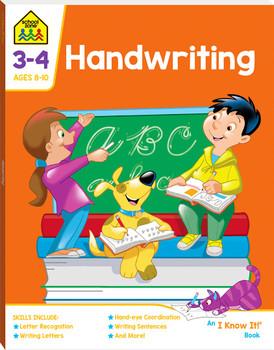 School Zone Handwriting (ages 8-10)