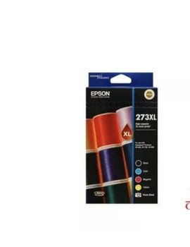 Epson 273XL High Capacity Ink Cartridge Value Pack