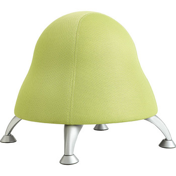 Safco 4755GS Runtz Chair Fabric Lime