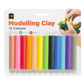 Educational Colours Rainbow Modelling Clay