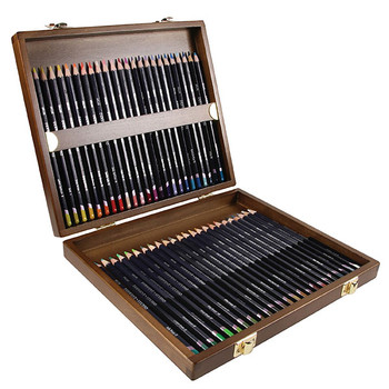 Derwent R0700822 Studio Pencils Wooden Box 48 Pack