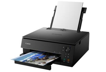 Canon TS6360 Pixma Home Black Printer