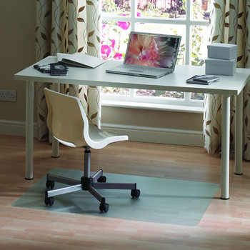 Floortex Chairmat Ecotex Rectangle For Hard Floor 120X150cm