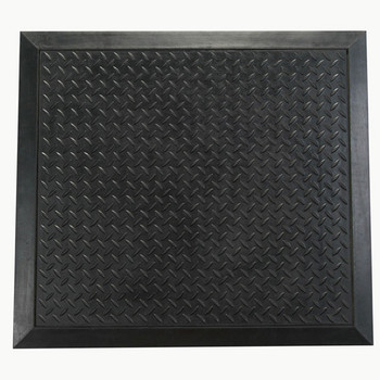 Floortex Chairmat Anti-Fatigue 71X78cm Ripple