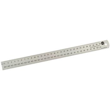 Marbig 975710 Metal Ruler 60cm