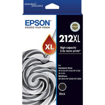 Epson 212XL Ink Cartridge Black