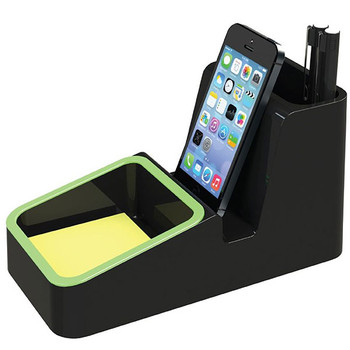 Esselte 40010 Smart Caddy Compact Black