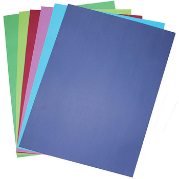 Colourful Days Colourboard 200gsm A3 297 X 420mm Assorted 50 Pack