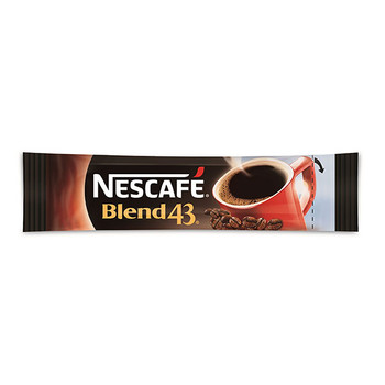 Nescafe Blend 43 Instant Coffee Stick 1.7G Pack 1000