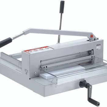 Ideal 4305 Manual Guillotine Without Stand