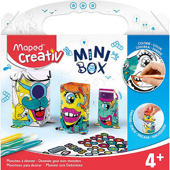 Maped Creativ Mini Box Monster Stacking