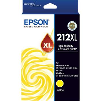 Epson 212XL Ink Cartridge Yellow