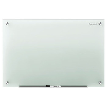 Quartet Glass Board Infinity 450X600mm Frost