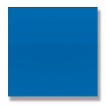 Quartet Glass Board Infinity 450X450mm Blue