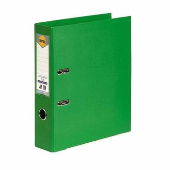 ColourHide Marbig Lever Arch File A4 PE Green