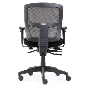 YS Miami II With Arms Mesh Back Weight Rating 150KG YS113A