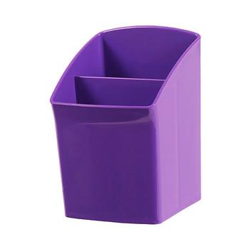 Esselte Nouveau Pencil Cup Purple