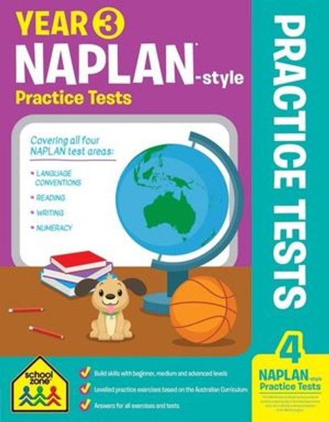NAPLAN - Style Tests Year 3 Tests By: School Zone