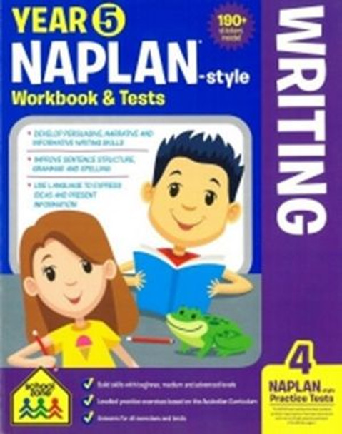 NAPLAN- Style Writing Year 5 Workbook and Tests By: Louise Park