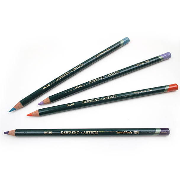 Derwent Artist Pencil Autumn Leaf 6420  Box 6