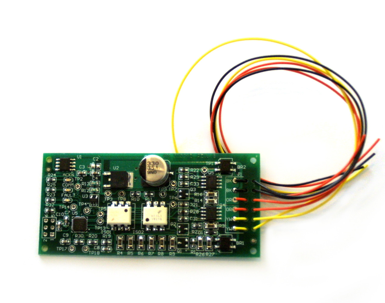 PTB-100 Programming Track Booster on