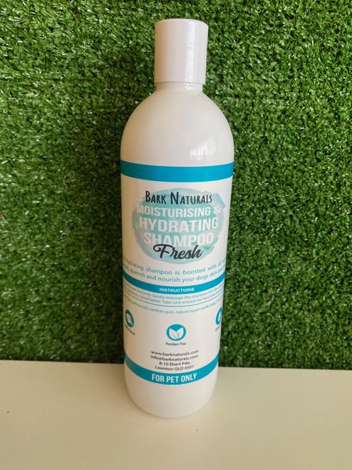 Bark Naturals Moisturising & Hydrating Shampoo - 500ml