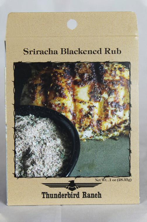 Sriracha Blackened Rub