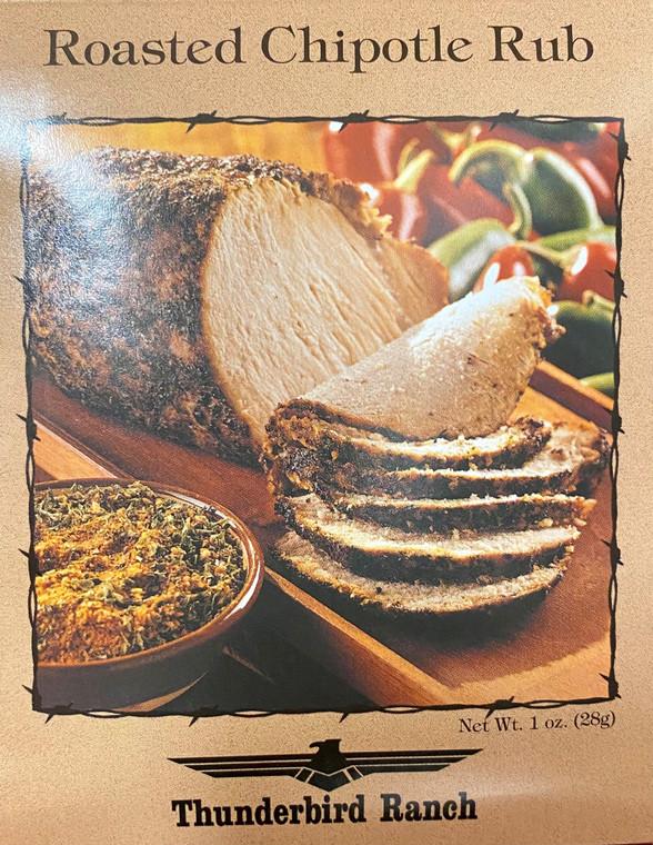 Roasted Chipotle Rub