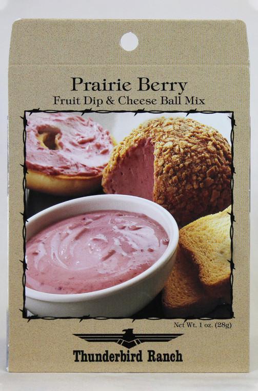 Prairie Berry Fruit Dip & Cheese Ball Mix