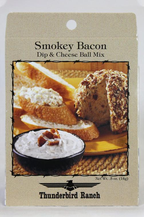 Smokey Bacon Cheese Ball & Dip Mix