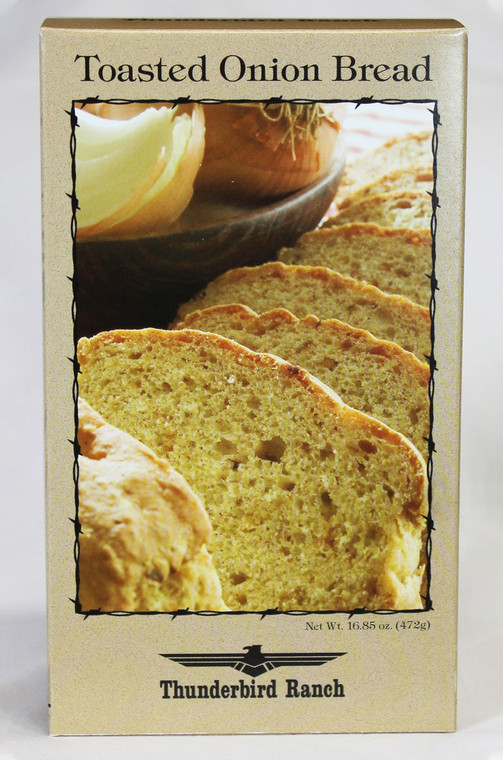 Toasted Onion Bread