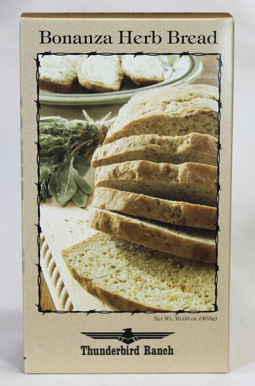 Bonanza Herb Bread