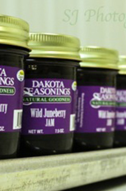 Wild Juneberry Jam