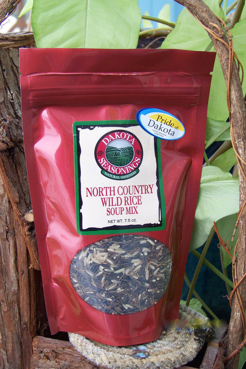 North Country Wild Rice Soup Mix