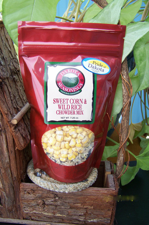 Sweet Corn & Wild Rice Chowder Mix