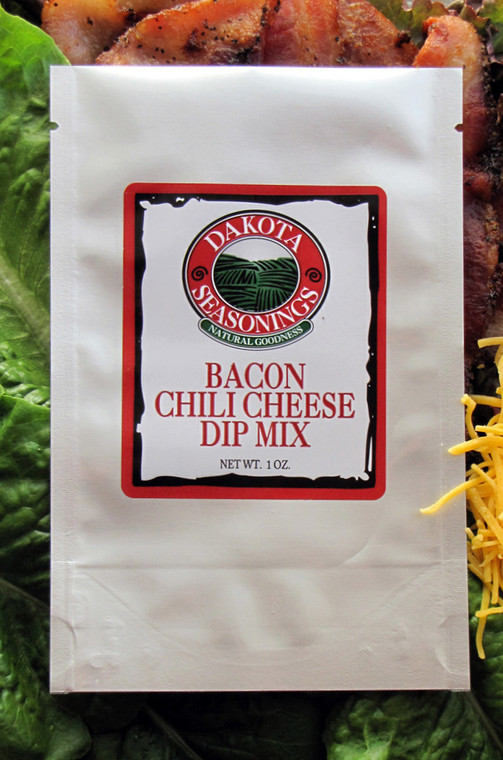 Bacon Chili Cheese Dip Mix