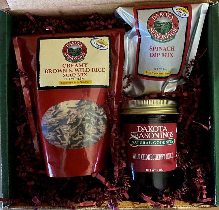 Dakota Seasonings Sampler Gift Box