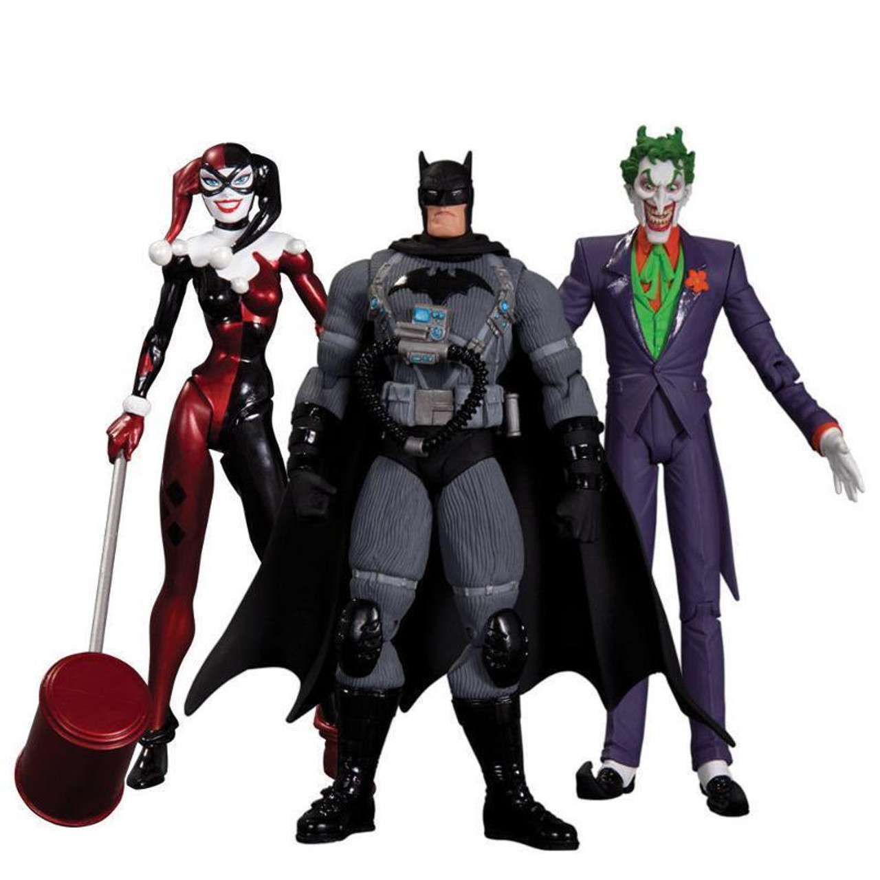 BATMAN HUSH BATMAN /& HARLEY QUINN THE JOKER