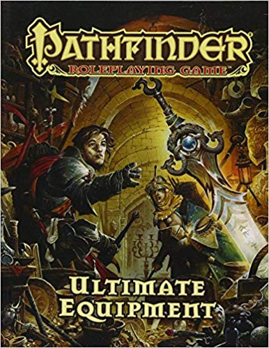 Paizo - Pathfinder Roleplaying Game Ultimate Equipment